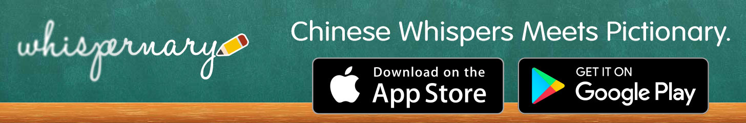 Whispernary - Chinese Whispers Meets Pictionary. Play now for free.